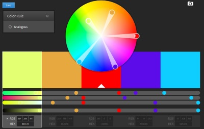 Rgb Color Pickers And Generators Free Online Tool