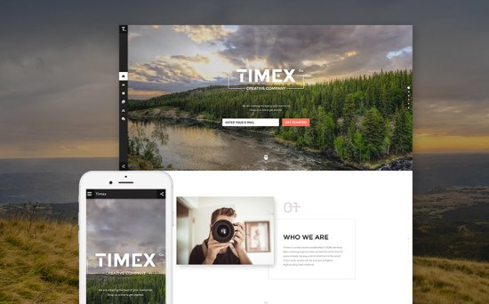 Website Design Website Template