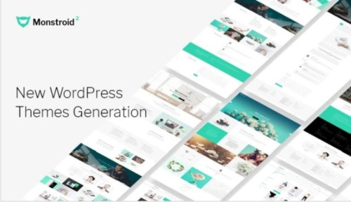 Perfect Multiuse WordPress HTML5 Template - 2nd Version of Monstroid