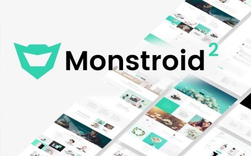 Monstroid2 - Multipurpose Website Theme