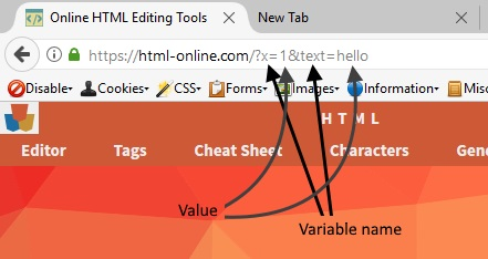 how to get url parameters with javascript the easiest way