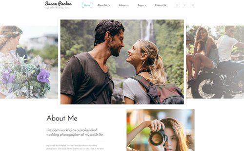 top 20 creative portfolio html5 themes for photographers