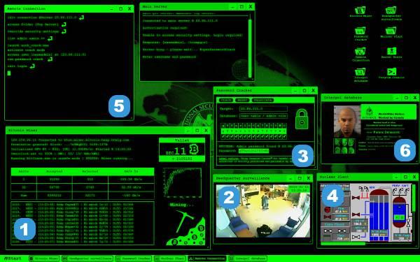 Hacker Typer Geek Prank Hacker Simulator Online