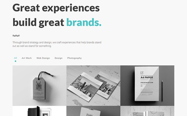 Drop - Creative Personal & Portfolio Minimal Website Template