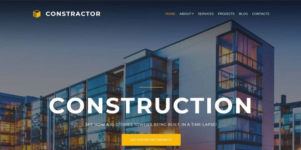 20 Best HTML Architecture Website Templates to Build a Strong Online Home Design Online Html on online email, online faq, online documentation,