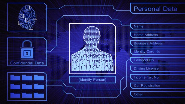 personal data online privacy