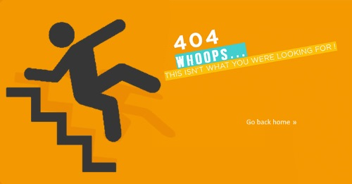 Smart 404 Error Page Redirect with JavaScript and HTML