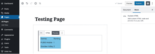 preview wp post before publishing