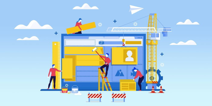 what is a website builder