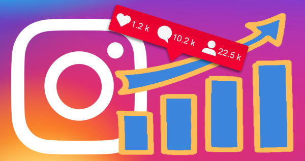 increase instagram likes followers