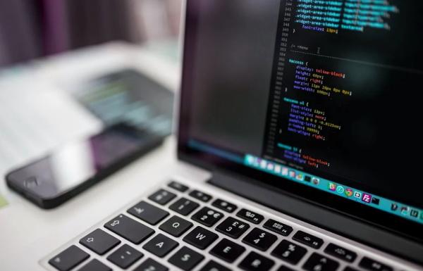 citizen coding laptop