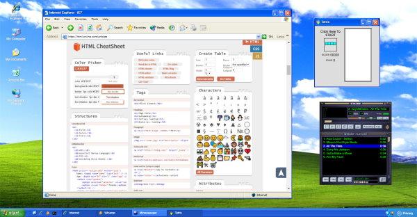 desctop screenshot