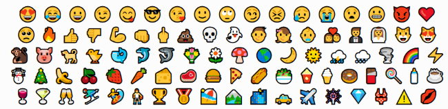 emoji gallery