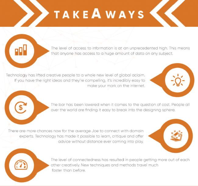 design hacks takeaways