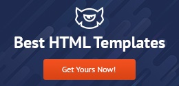best html templates
